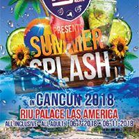 NYG4LIFE ATLANTA Presents Summer Splash 2018 in Cancun