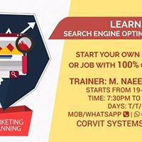 SEO New Class Call 0333-4283599