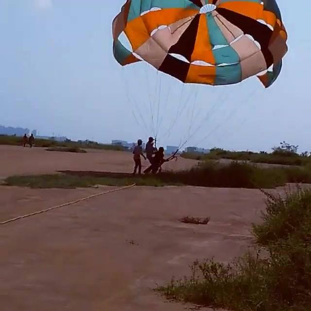 Parasailing in Bangalore