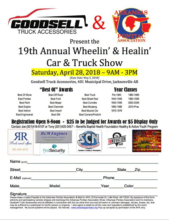Goodsell/Wheelin & Healin Car & Truck Show at Goodsell Truck ...