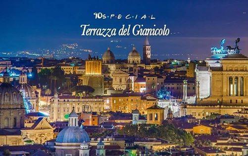 Terrazza del Gianicolo | Città Metropolitana di Roma