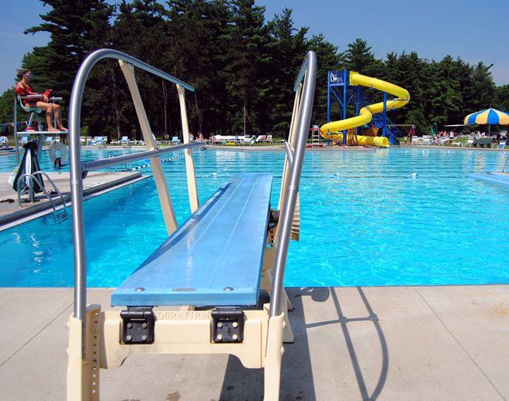 gahanna swimming pool opens columbus