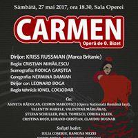 Carmen  Oper de G. Bizet