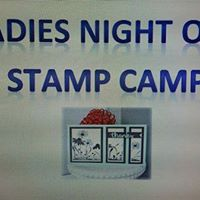 Dauphin Ladies Night Out Stamp Camp