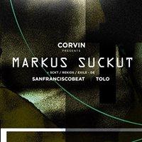 Corvin presents Markus Suckut
