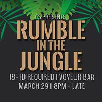 CS Presents Rumble in the Jungle