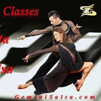 Every Wednesday Salsa &amp Bachata Classes