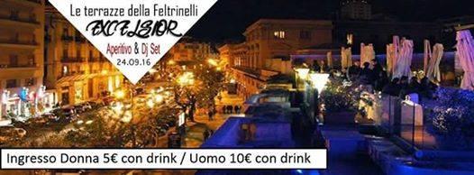 Sabato 24 settembre feltrinelli x info e cene cont at Le Terrazze ...
