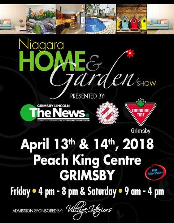 Grimsby Niagara Home U0026 Garden Show