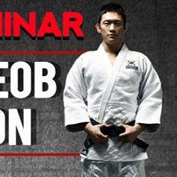 Judo seminar by Master Jiseob Yoon