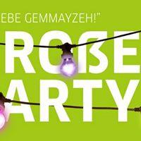 GROE PARTY of Goethe-Institut Libanon