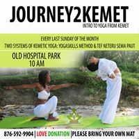 INTRO TO YOGA FROM KEMET