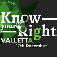 MMSA Know Your Rights Valletta