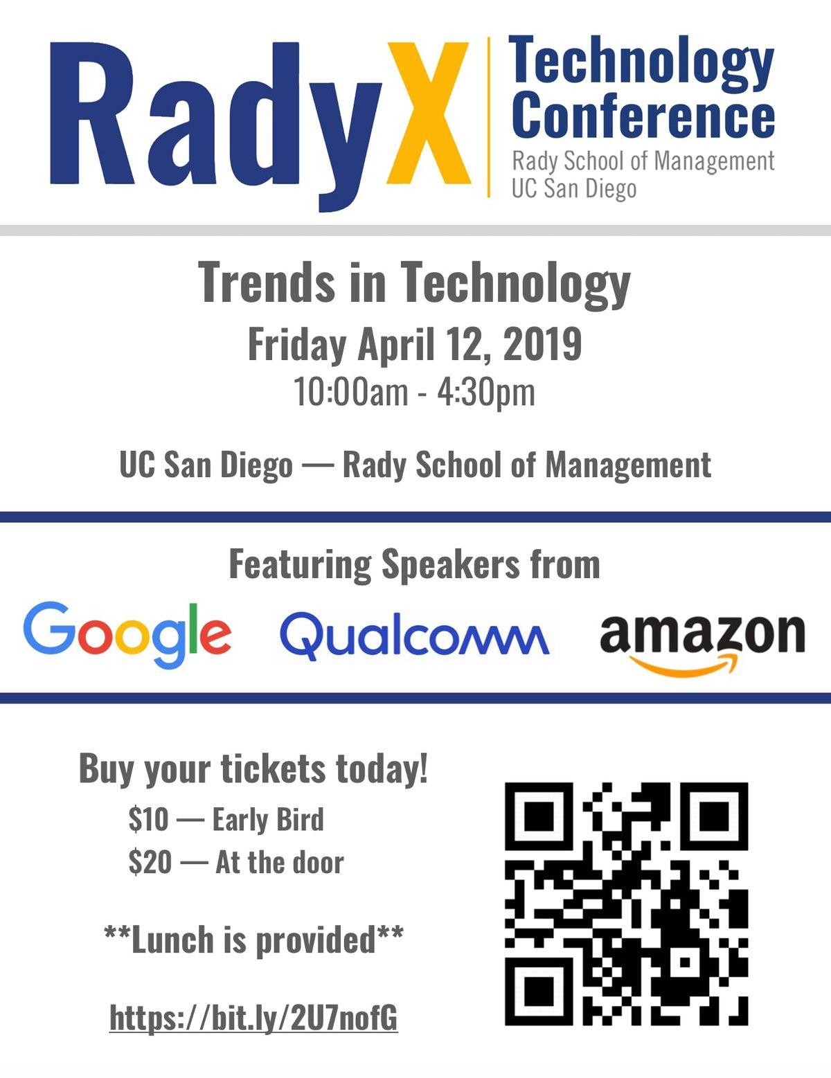 RadyX - Technology Conference