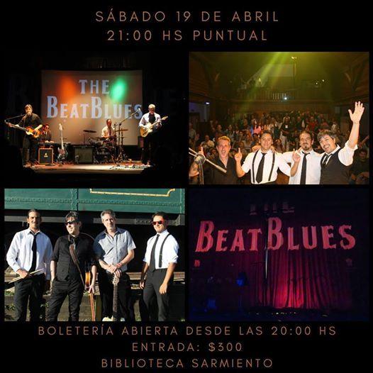 The Beatblues en vivo