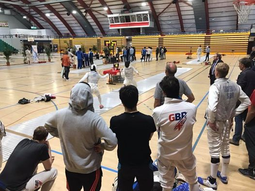 SISTA-US international fencing tournament Epee & Foil 2019
