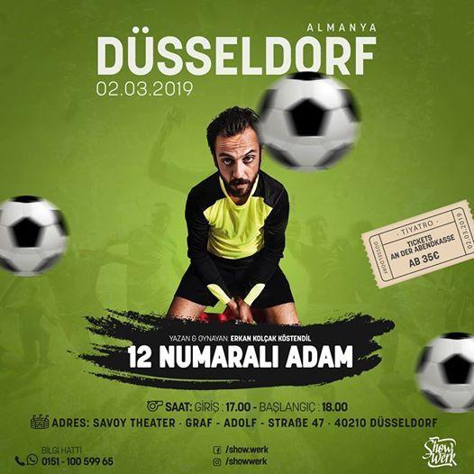 12 Numarali Adam - Dsseldorf