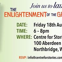 Book Launch The Enlightenment of the Greengage Tree