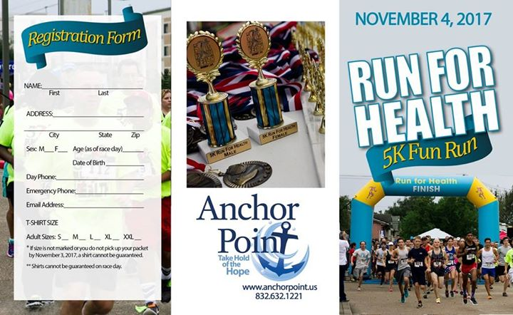 Run For Health 5th Annual Usatf Certified 5k Course At 18220 Upper