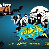 Suck My Disco - Special Halloween Show w KatapultDj  Sing Sing