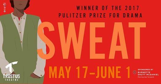 Sweat at Trustus Theatre