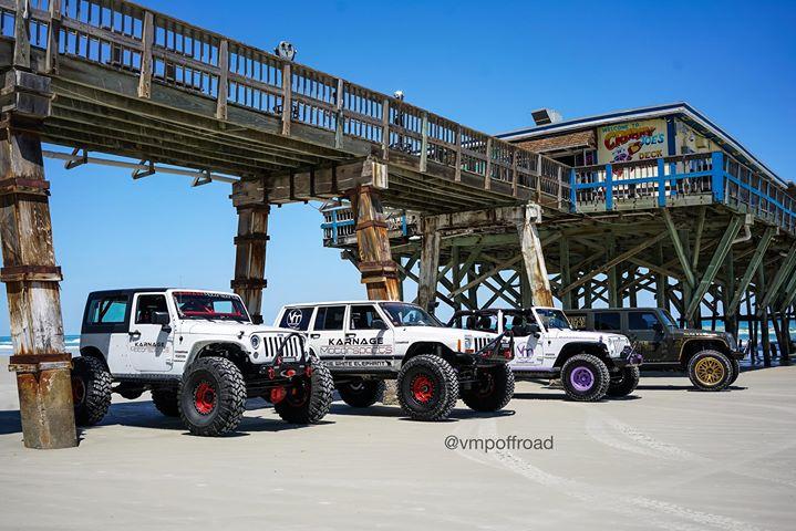 Jeep Beach 2018 At Daytona Beach Fl Daytona Beach