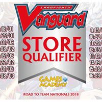 Cardfight Vanguard Store Qualifier by Games Academy Bari