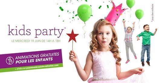 PSC Event  Kids Party 8 - Animations gratuites pour tous