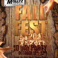 Fall Fest 2017 Testosterone Dance Party