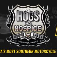 Hogs For Hospice August 4-6 2017