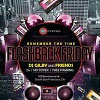 Flashback Friday at FORT Mckinley (Friday APRIL 28)