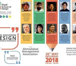 Panel Discussion on Design - Education &amp Profession