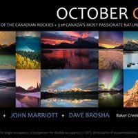 October Gold Banff 2017