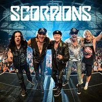 Scorpions at Ljubljana Slovenia