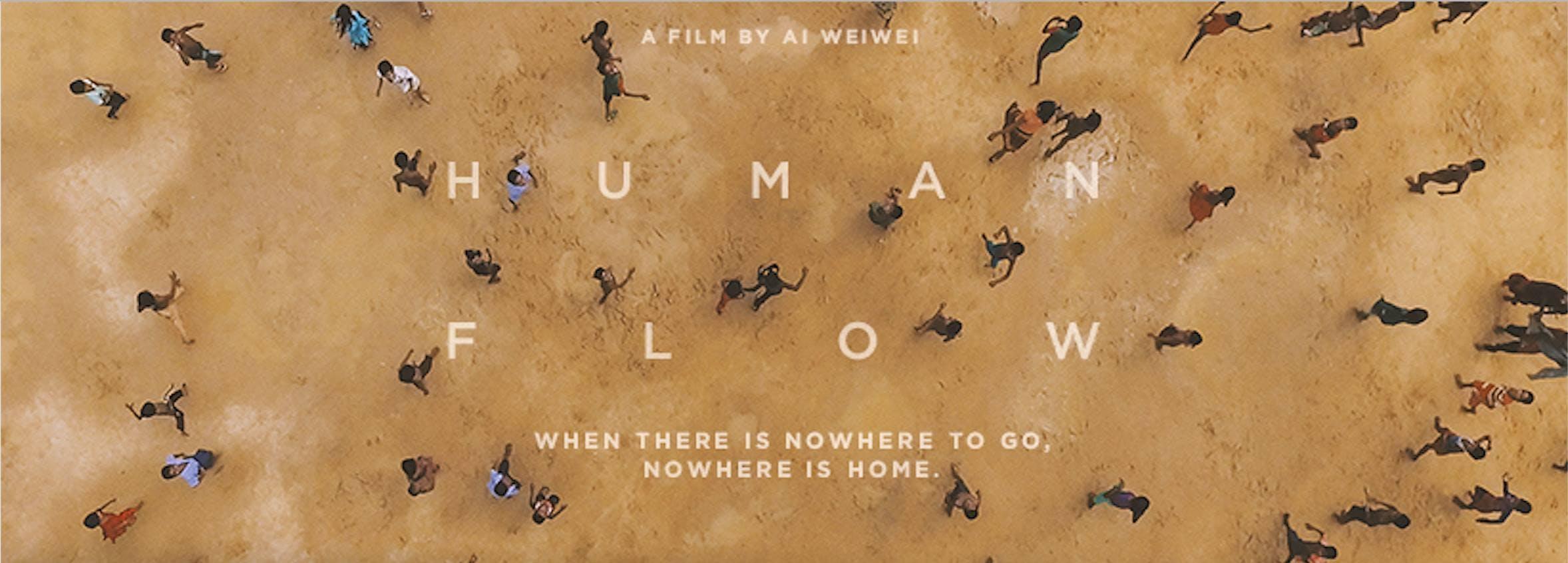 Human Flow- Film Screening