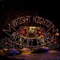 Christmas Lights Bus Trip to Springfield
