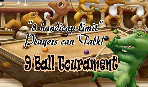 Scotch Dbls 9 Ball Handicap 8