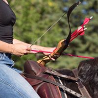 Mounted Archery Clinic