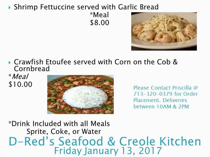 D-Reds Seafood & Creole Kitchen