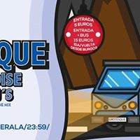 Grotsque Club &amp Reckless Sala Kerala Valladolid