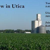 LR35 Road Show in Utica