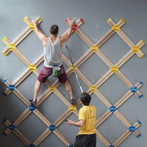 Meesterklas Trainen op het Lattice board