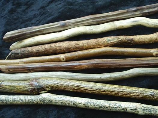 Crafting of the Witch Wand Making