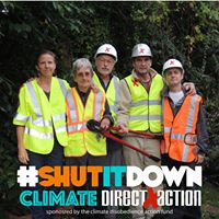 Shut It Down - Climate Direct Action