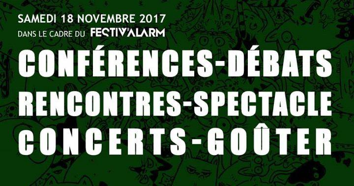 Confrences Spectacle Concert et Goter Vegan