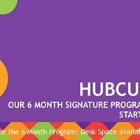 Hubcubation our 6 month signature program for StartUps