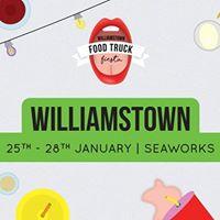 Food Truck Fiesta  Williamstown (January 25-28)