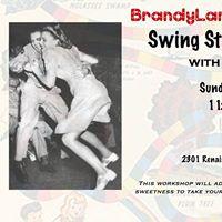 Swing Stylings Workshop
