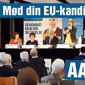 Md din EU-kandidat - Aalborg