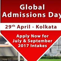Global Admissions Day 2017 Kolkata